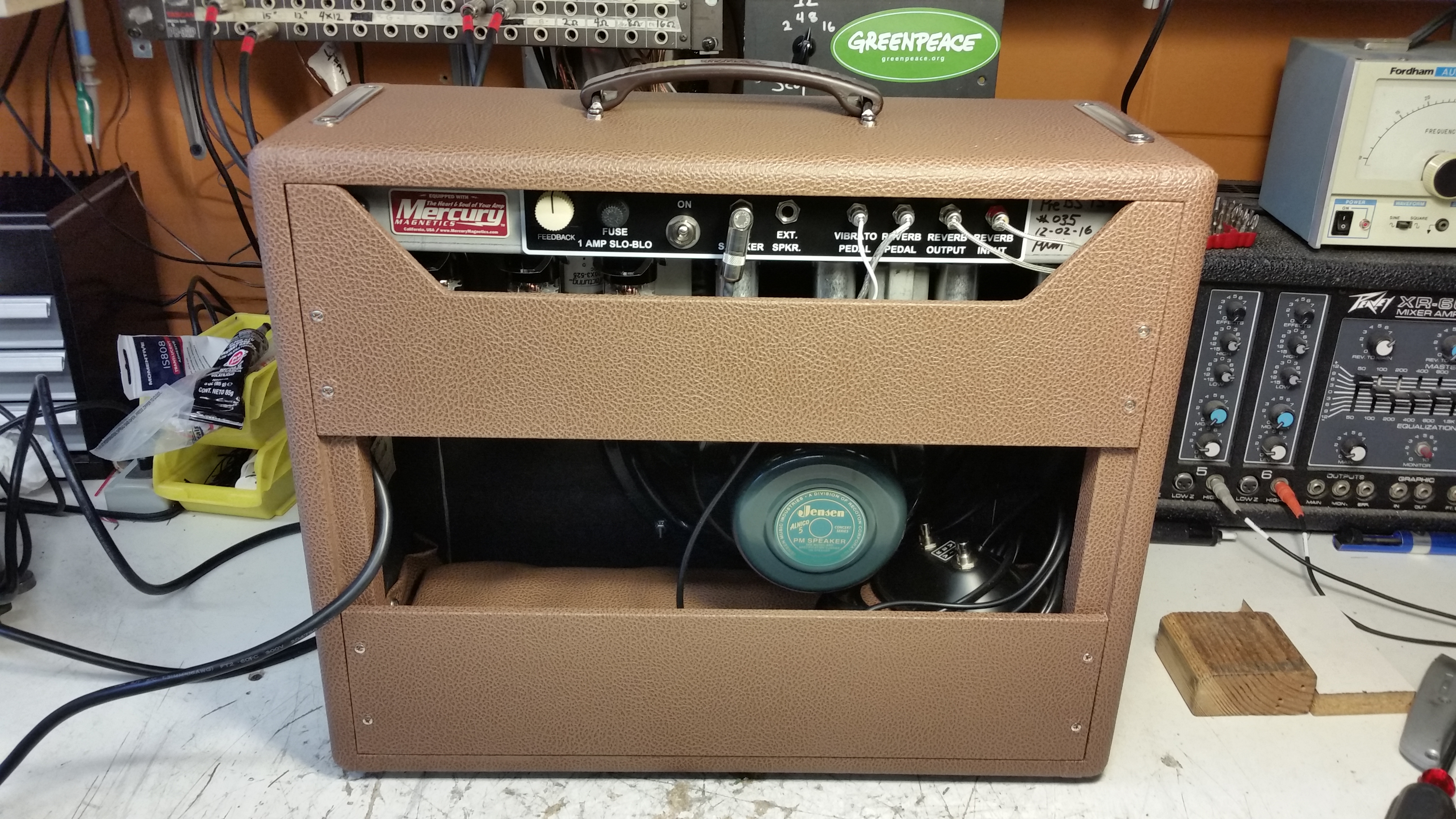 Sweet Amplification | Handwired Guitar Amplifiers | Page 3